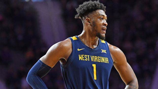 Sat, 2/22 - #17 West Virginia vs. TCU (M Basketball)