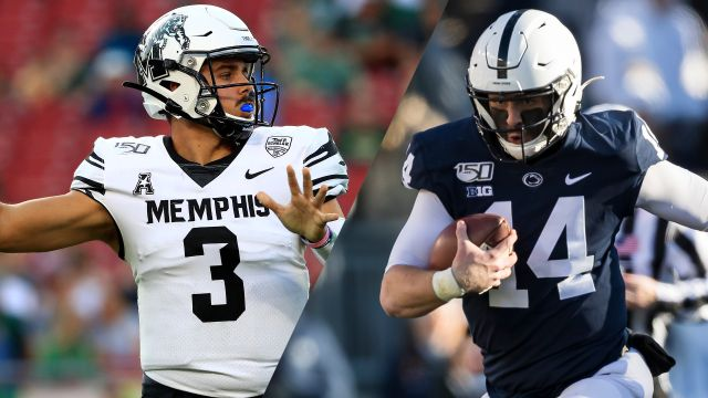 Goodyear Cotton Bowl Classic: Memphis vs. Penn State