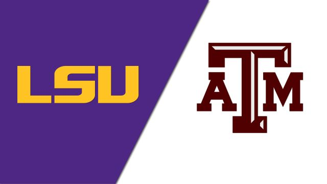 LSU vs. Texas A&M (re-air)
