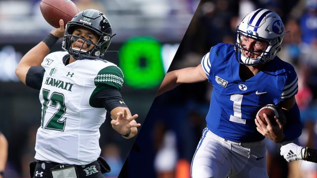 Hawai'i vs. BYU (Bowl Game)