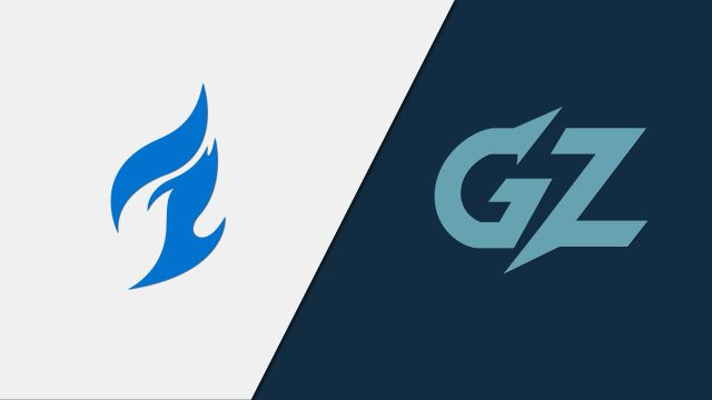 Dallas Fuel vs. Guangzhou Charge (Esports)