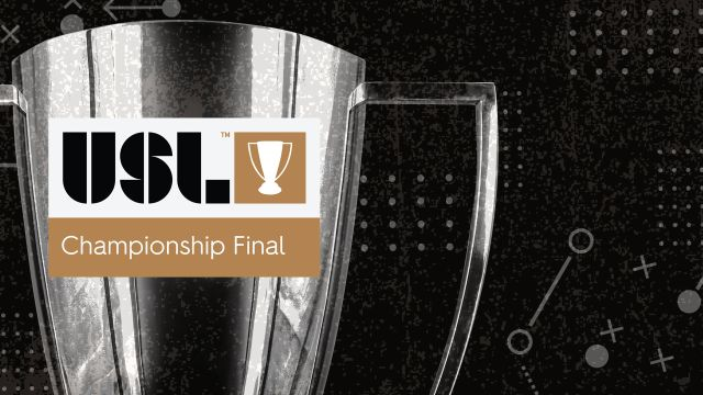 Louisville City FC v Real Monarchs SLC (Final) (USL Championship)