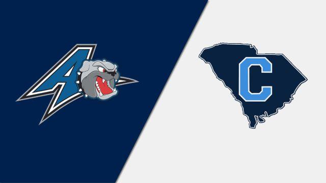 UNC Asheville vs. The Citadel (M Basketball)