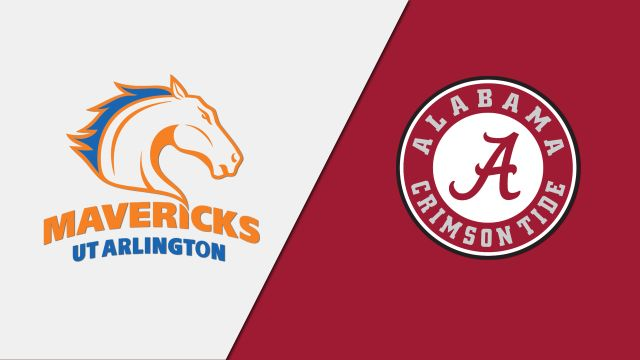 UT Arlington vs. #12 Alabama (Softball)