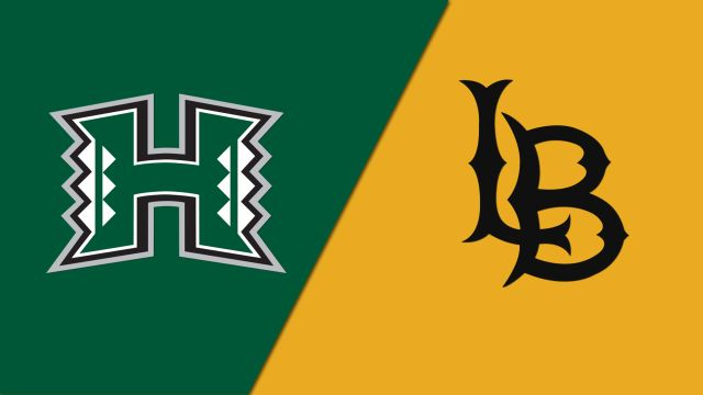 Hawaii vs. Long Beach State (M Basketball)