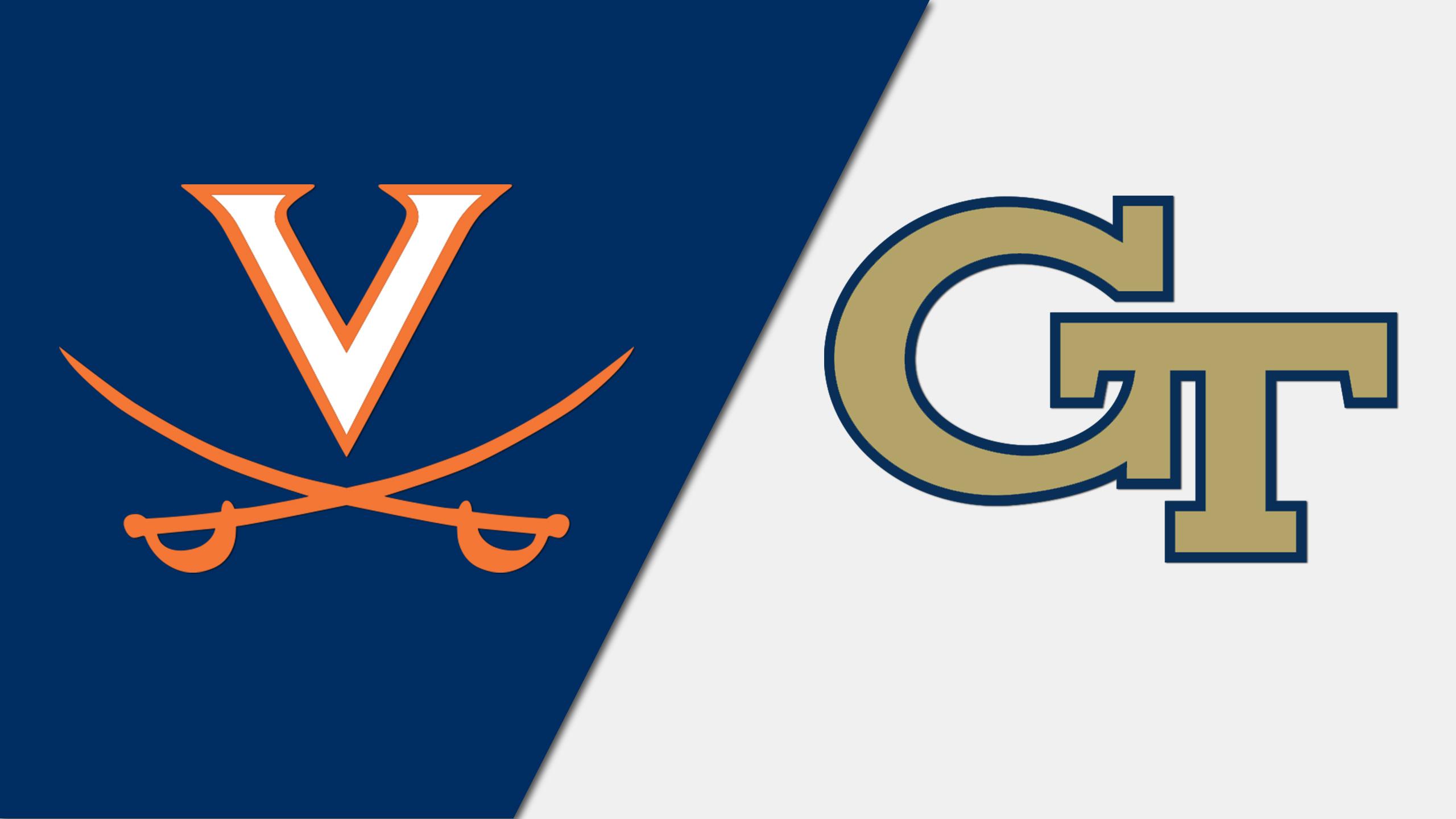 Virginia vs. Georgia Tech (Softball)