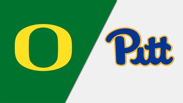 #10 Oregon vs. #6 Pittsburgh (W Volleyball)