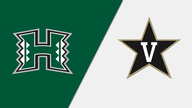 Hawaii vs. #1 Vanderbilt (Baseball)