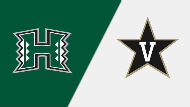 Hawaii vs. #1 Vanderbilt (Baseball)