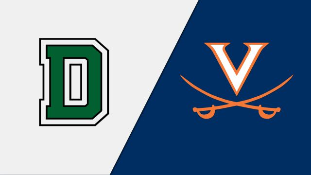 Dartmouth vs. Virginia (Baseball)