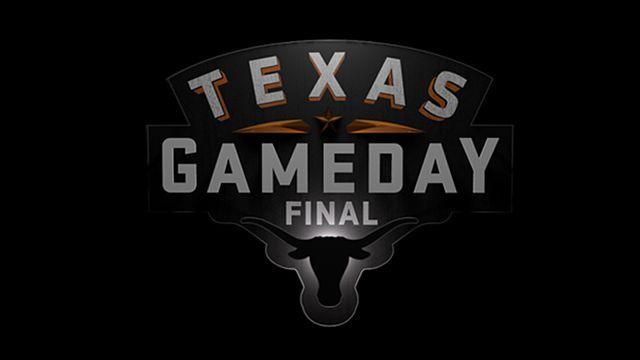 Sat, 9/21 - Texas GameDay Final
