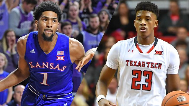 #12 Kansas vs. #14 Texas Tech (re-air)
