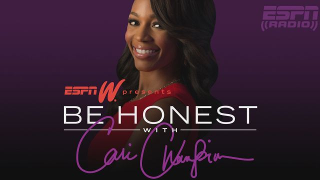 Tue, 1/8 - Be Honest with Cari Champion