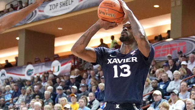#18 Xavier vs. UConn (Semifinal #2) (M Basketball)