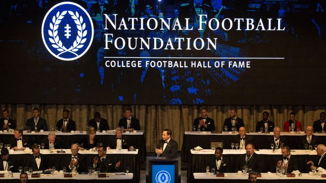 National Football Foundation Awards Dinner