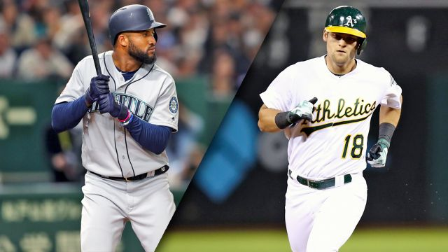In Spanish-Seattle Mariners vs. Oakland Athletics
