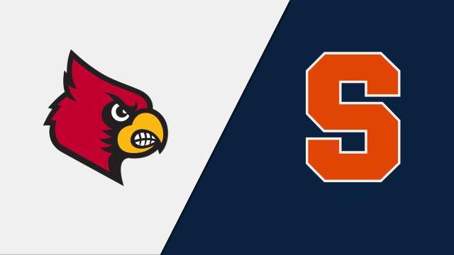 Louisville Cardinals vs. Syracuse Orangemen