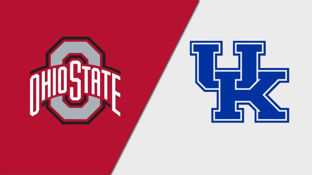 Ohio State vs. #20 Kentucky (M Soccer)
