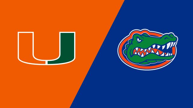 Miami vs. Florida (Semifinal #1) (M Basketball)