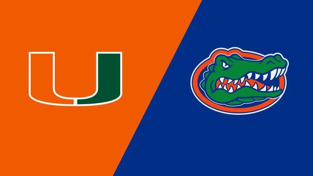 Miami vs. Florida (Semifinal #1) (M Basketball)