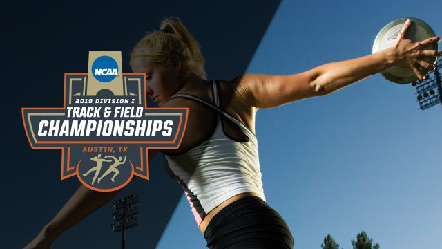 NCAA Outdoor Track & Field Championships - Women's Discus (Feed #1)
