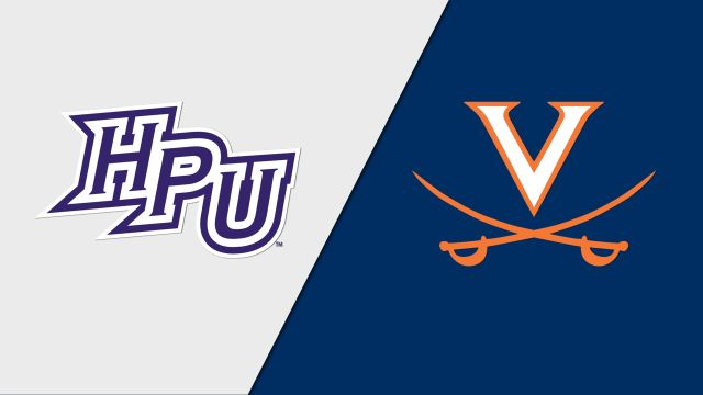 High Point vs. #6 Virginia (M Lacrosse)