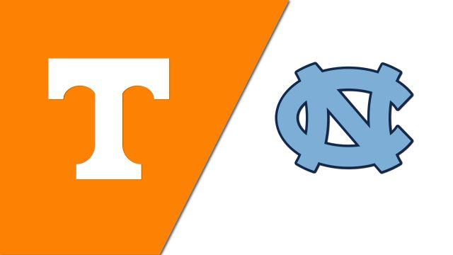 #12 Tennessee vs. North Carolina (Site 14 / Game 6) (NCAA Softball Regionals)
