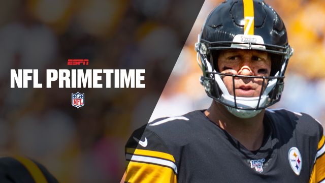 NFL PrimeTime Presented by Microsoft Surface
