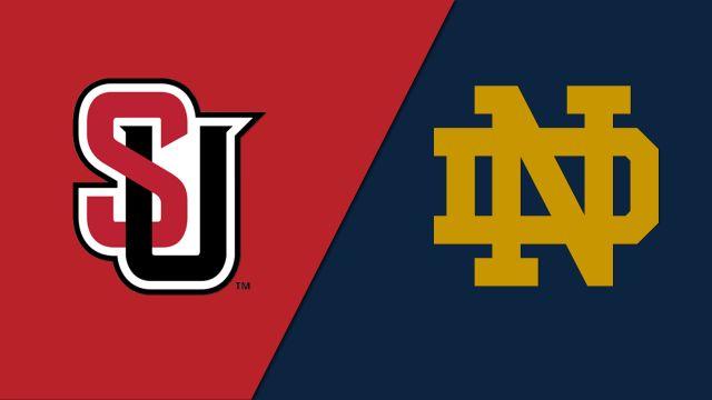 Seattle vs. #11 Notre Dame (M Soccer)
