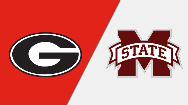 #5 Georgia vs. #8 Mississippi State (Baseball)
