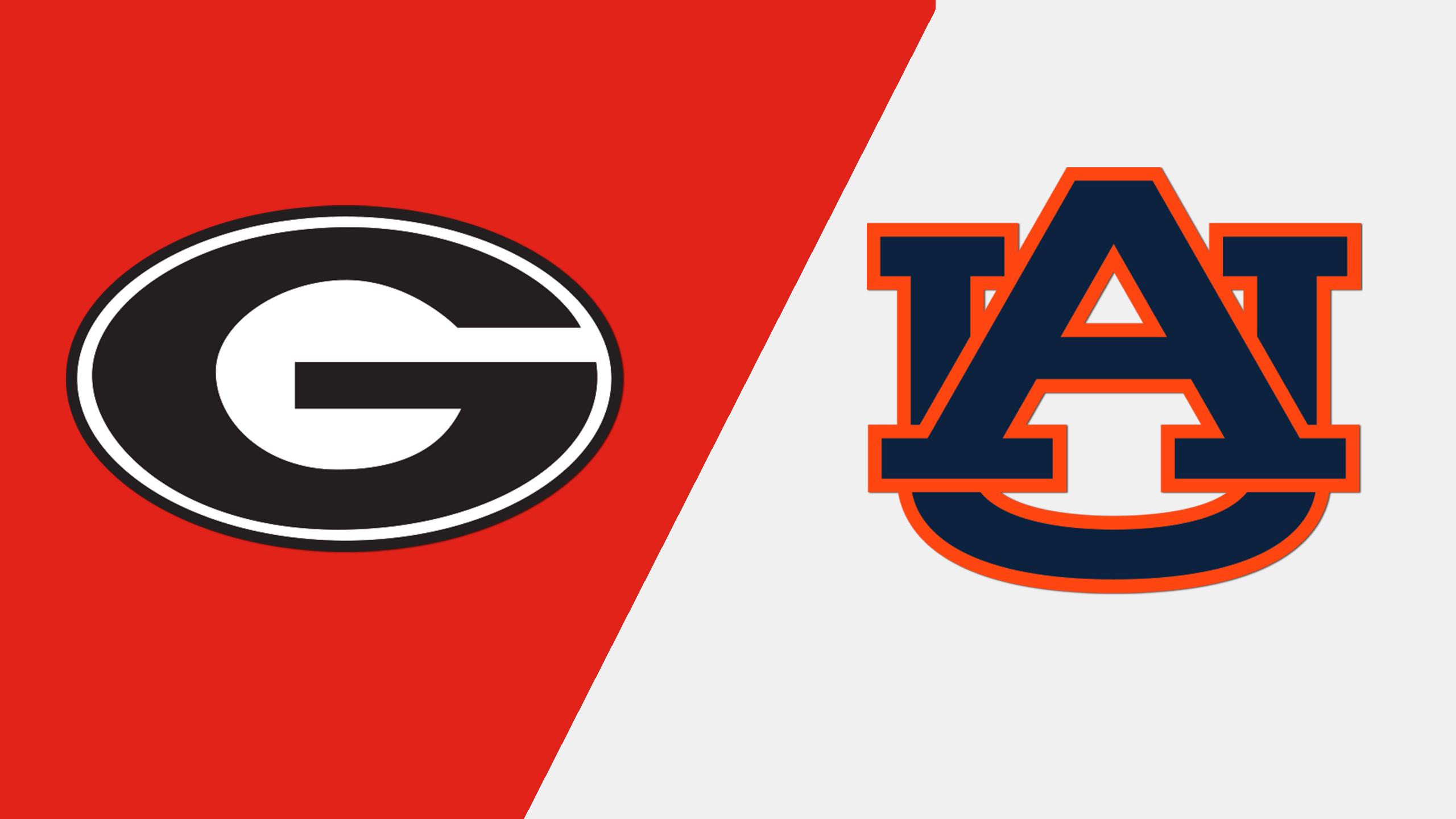 Georgia vs. Auburn (W Gymnastics)
