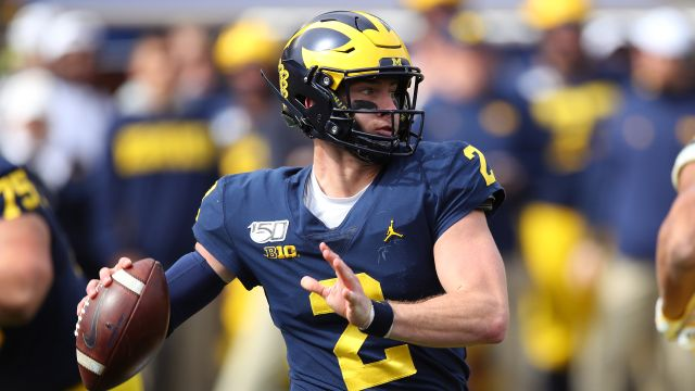 #16 Michigan vs. Illinois (Football)