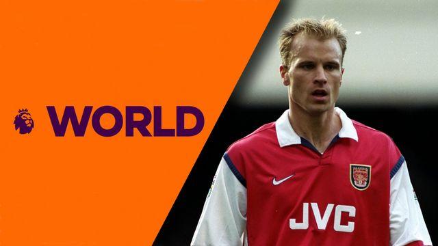 Relembre a grande carreira de Dennis Bergkamp no Arsenal