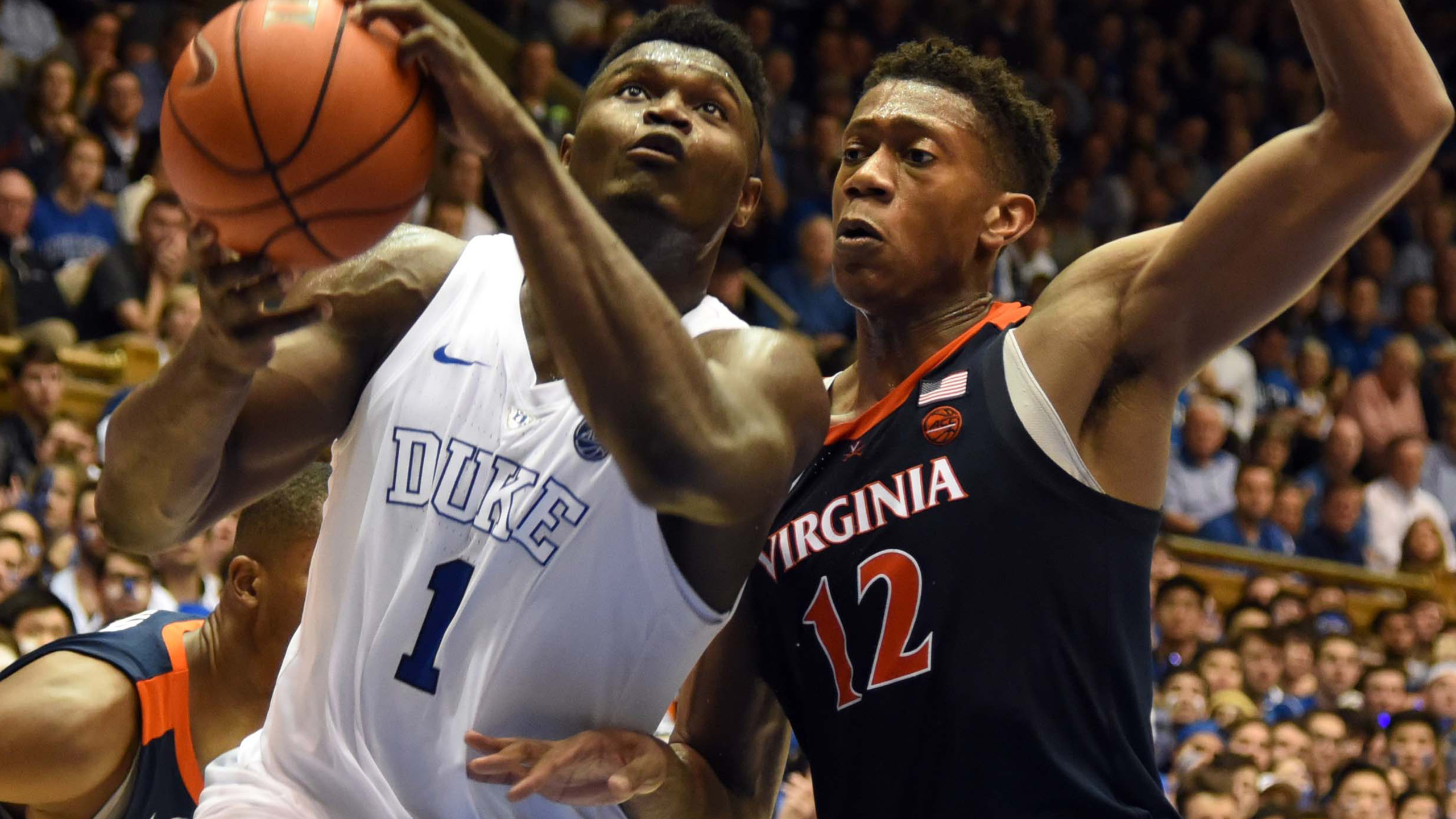 #4 Virginia vs. #1 Duke (re-air)