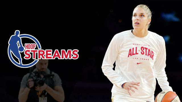 WNBA All Star Game: Hoop Streams