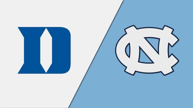 Duke vs. North Carolina (M Soccer)