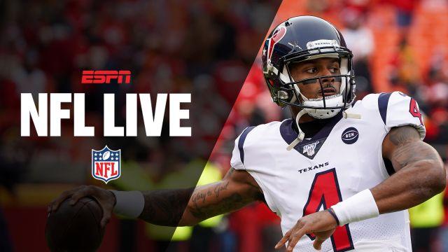 Wed, 1/22 - NFL Live