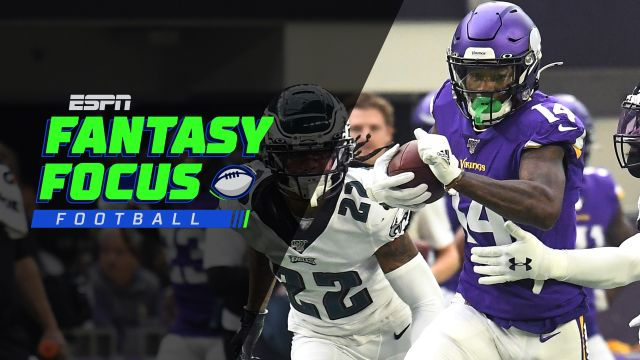 Fantasy Focus Live! Week 6 Sunday breakdown