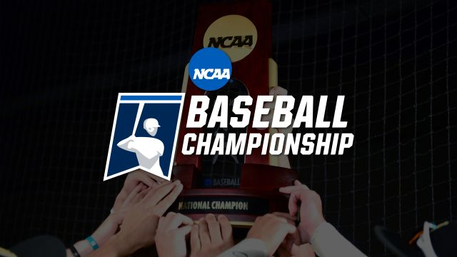 NCAA College World Series Presented by Capital One (Trophy Presentation)