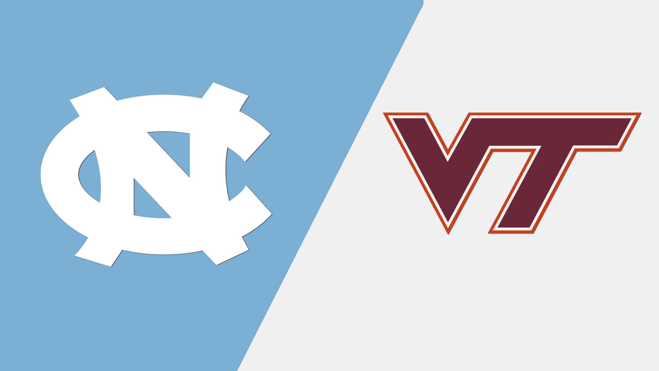 North Carolina vs. Virginia Tech (W Basketball)