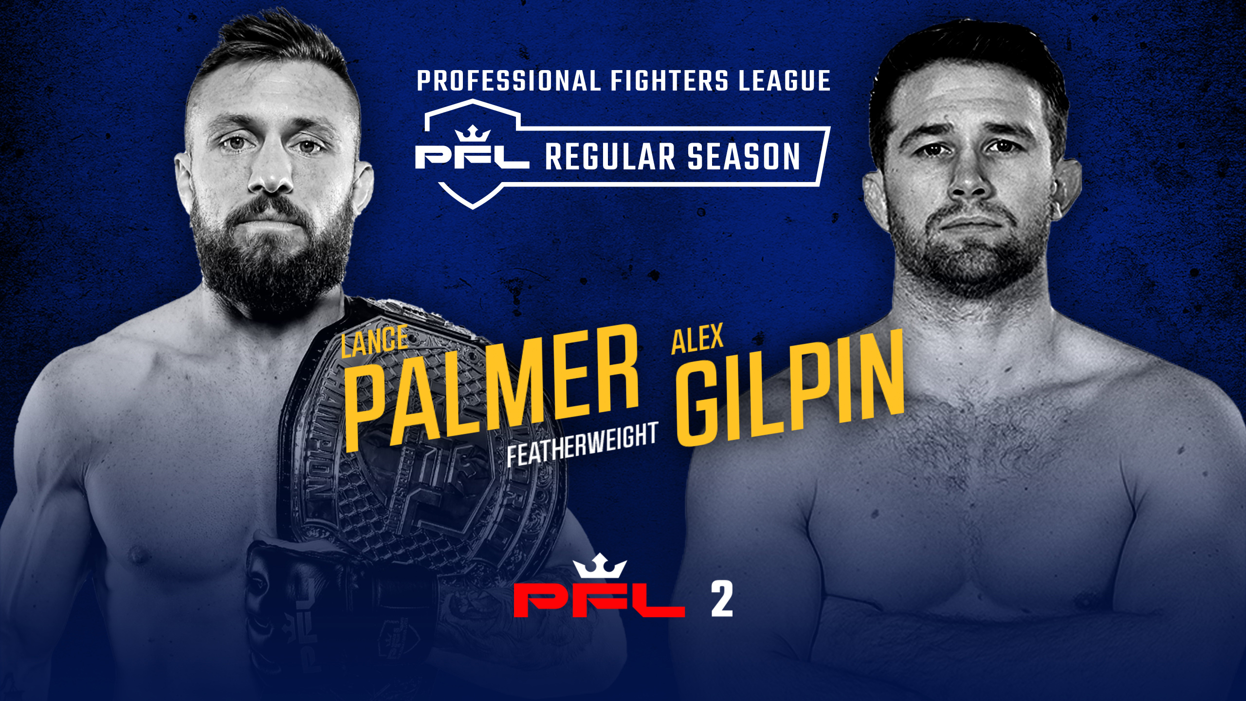 In Spanish - Professional Fighters League (PFL 2)