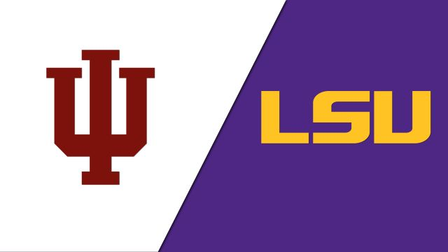 Indiana vs. #12 LSU (Baseball)