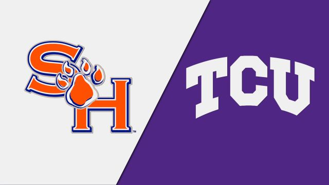 #8 Sam Houston State vs. #1 TCU (First Round) (NIT)