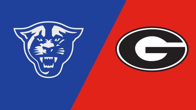 Georgia State vs. Georgia (W Soccer)