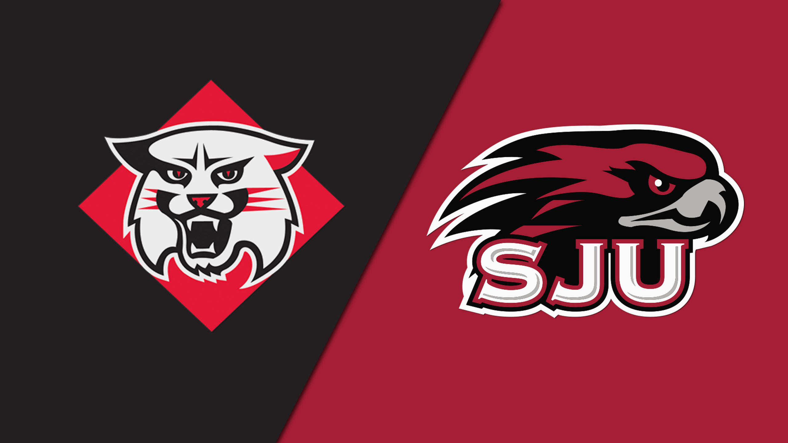 Davidson vs. Saint Joseph's (M Basketball) (re-air)