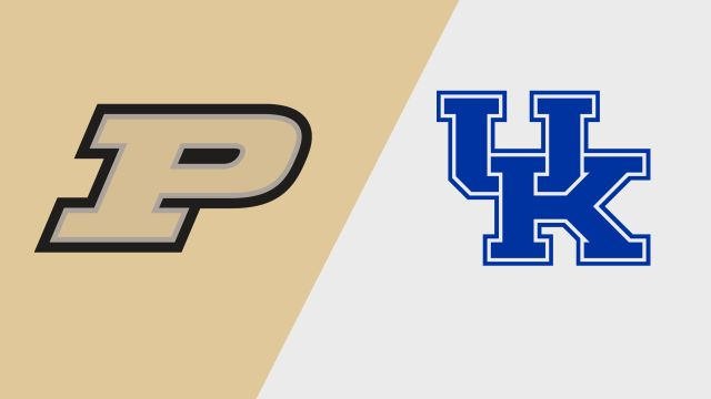Wed, 9/18 - #21 Purdue vs. #16 Kentucky (W Volleyball)