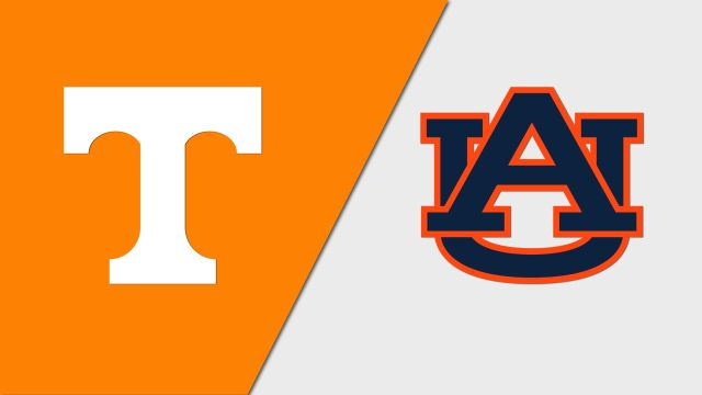 #21 Tennessee vs. Auburn (First Round) (SEC Baseball Tournament)