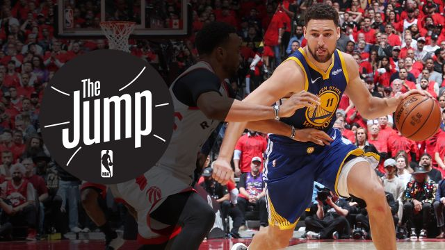 Thu, 6/13 - NBA: The Jump