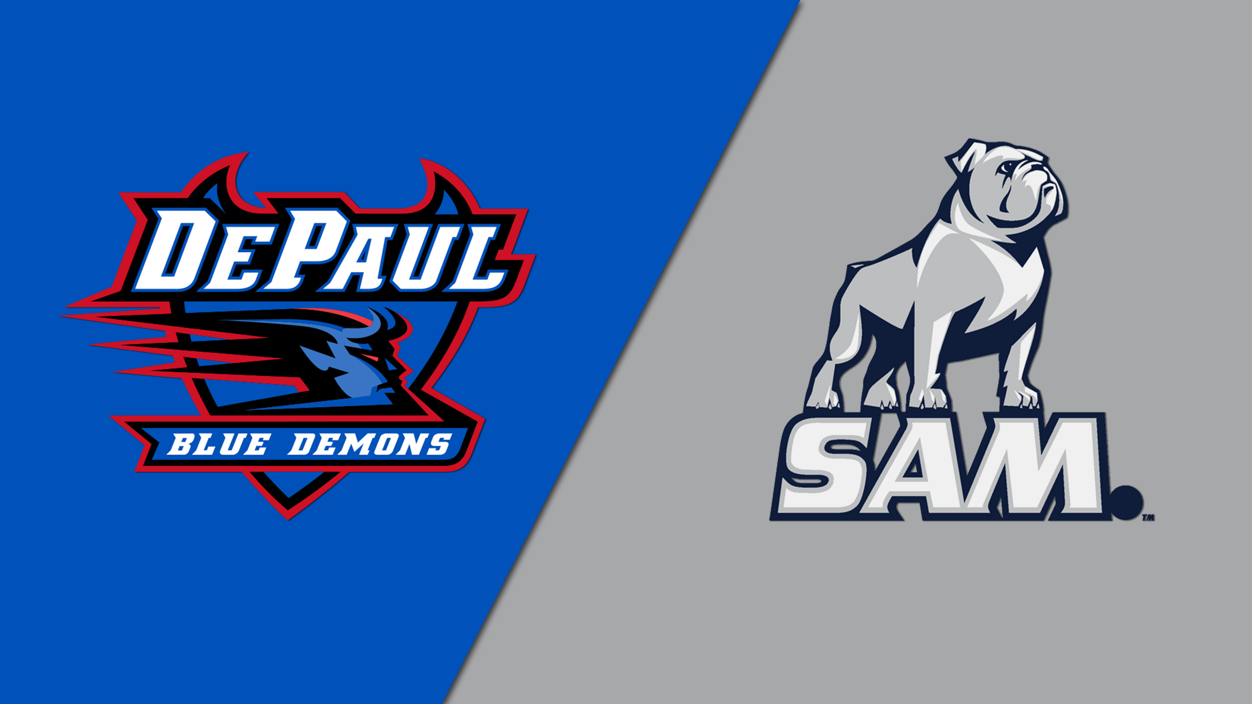 DePaul vs. Samford (Softball)