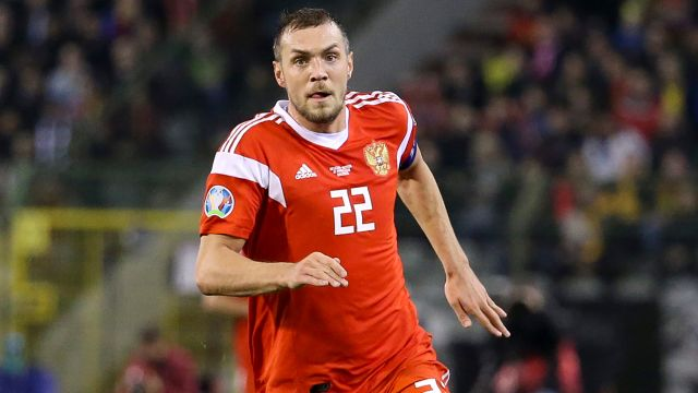 Russia vs. Cyprus (UEFA European Qualifiers)